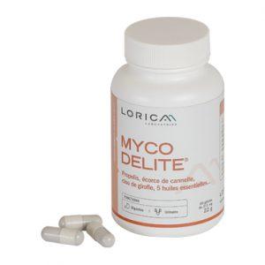 MYCO DELITE 60 GELULES