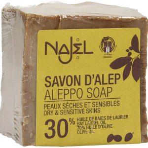 SAVON ALEP HBL 30% 170G
