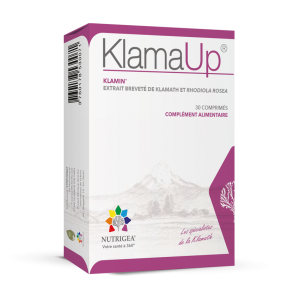 KLAMA UP AFA+ RHODIOLA 30 COMP