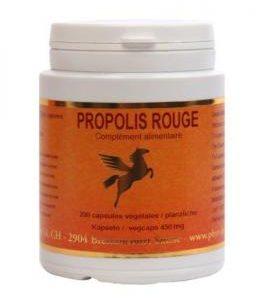 PROPOLIS ROUGE PURIFIEE 200 GELULES A 450MG