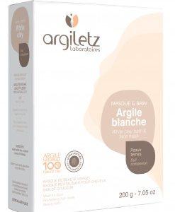 ARGILE BLANCHE ULTRA VENTILEE 200G