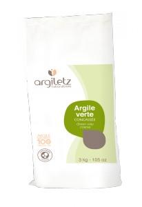 ARGILE VERTE GRANULEE 3KG
