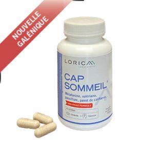 CAP SOMMEIL 60 GELULES