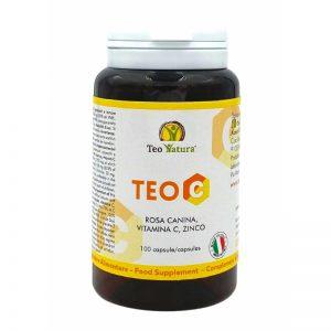 TEO C Vitamine C + Zinc 100 GELULES